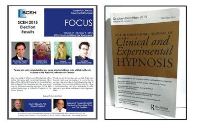International Journal of Clinical and Experimental Hypnosis (IJCEH)
