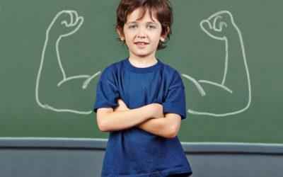 Premisele şi factorii încrederii de sine la copii
