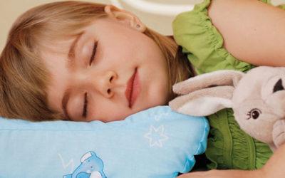 Vrei sa imbunatatesti somnul copilului tau?