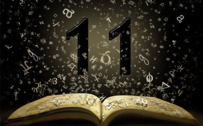 Semnificatia mistica numarului 11